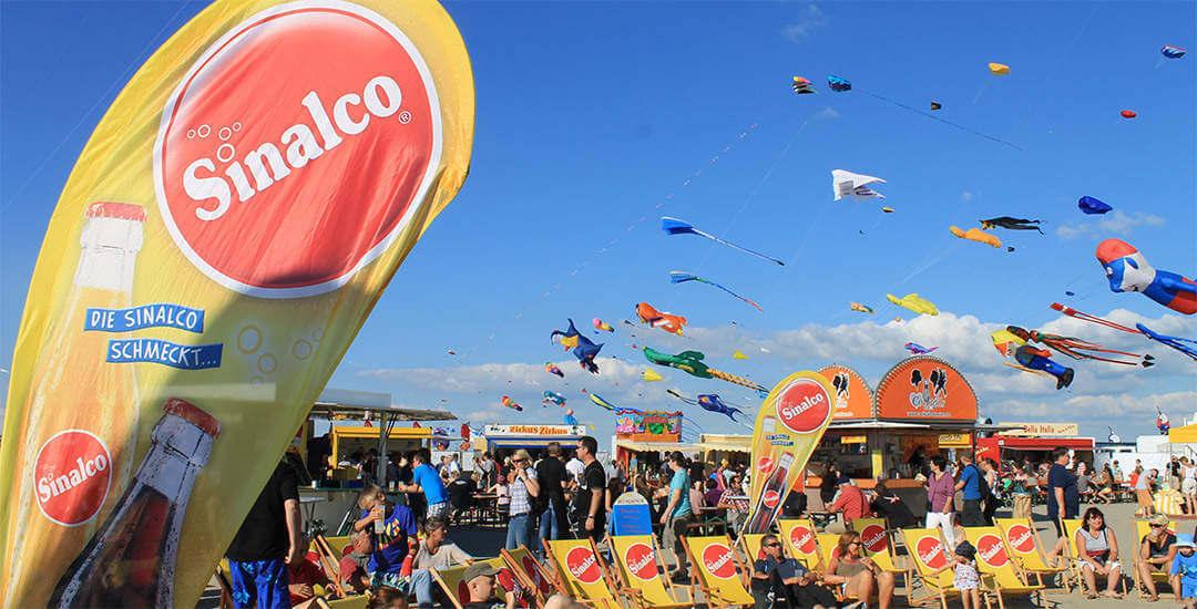 sponsoring Sinalco as a sponsor sponsoring 1