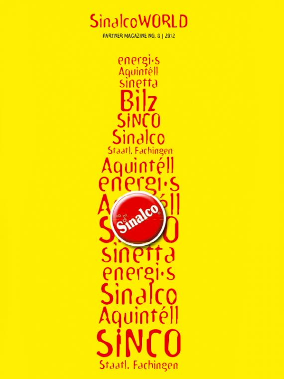 e-magazine e-Magazine sinalco magazin 2012