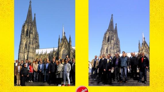 Aktuelles Gruppen Foto Collage